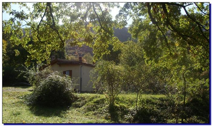 Estate al bed and breakfast la quercia che ride